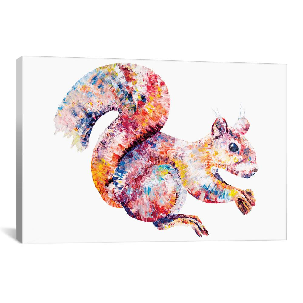 Red Squirell | Becksy