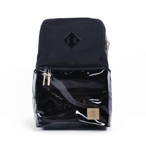 The Shrine Sneaker Daypack | Smoked Translucent