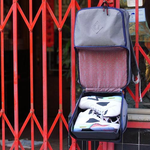 Shrine Sneaker Daypack | Duality | The Shrine