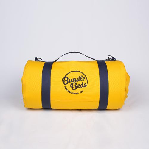 Small Bundle Bed   Yellow