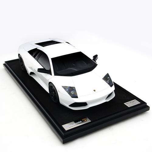 Lamborghini | Murcielago LP640 2006 | White