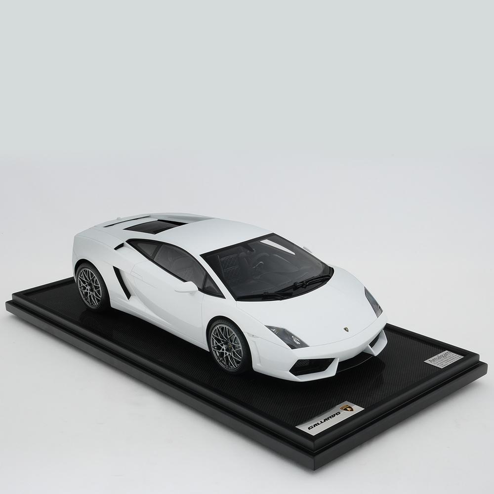 Lamborghini   Gallardo LP560-4 2008   Amalgam   1:8 Scale