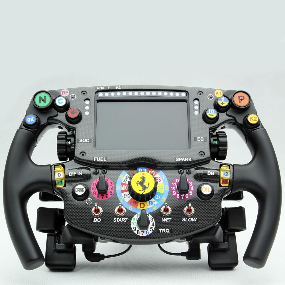 Ferrari | SF15-T | Amalgam | 1:1 Scale Steering Wheel