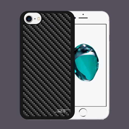 iPhone 7 Case | Carbon Fiber | Black