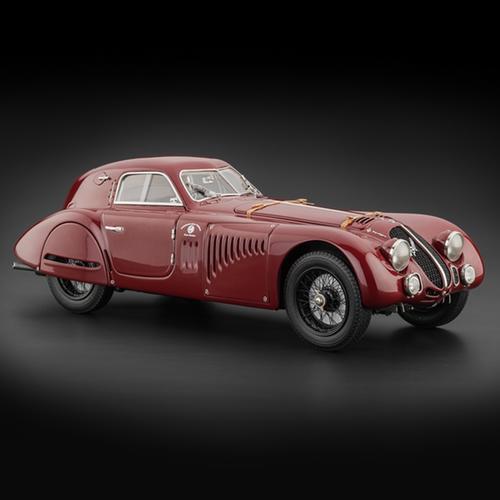 1:18 1938 Alfa Romeo 8C 2900B