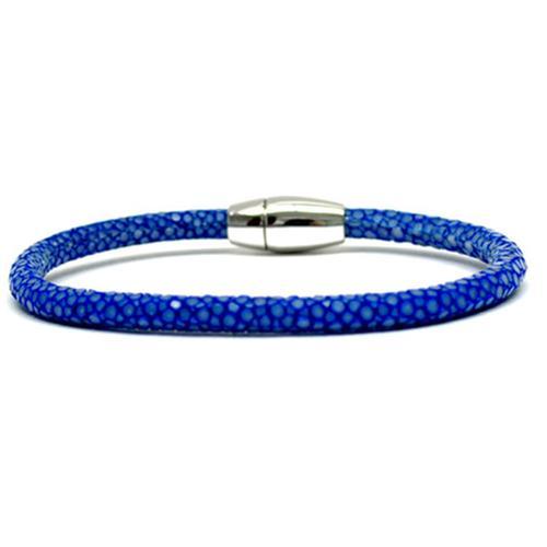 Bracelet | Single Stingray | Blue
