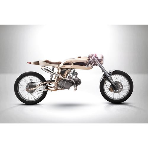 Honda Motorcycle | Eden | Gold