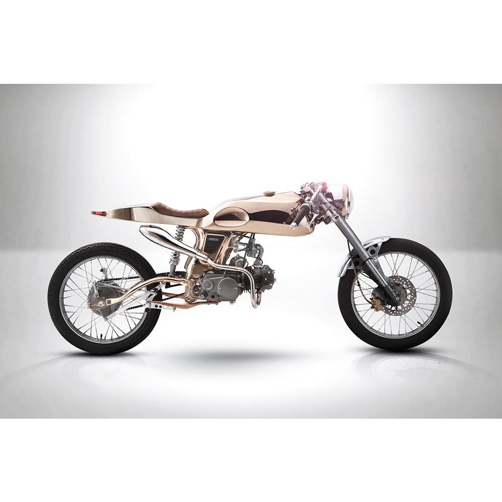 Eden   Gold   Honda Supersport 125cc   Bandit9 Bikes