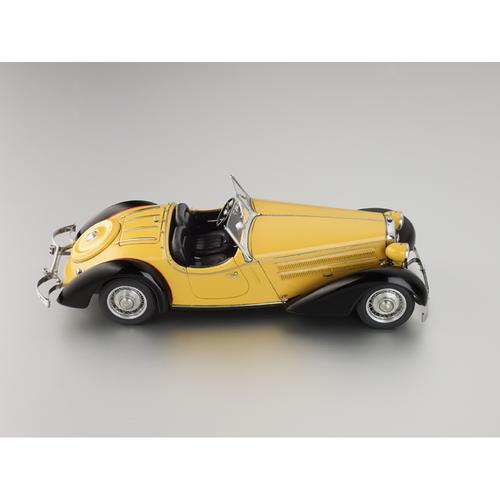 Audi 225 Front Roadster | 1935 | Yellow