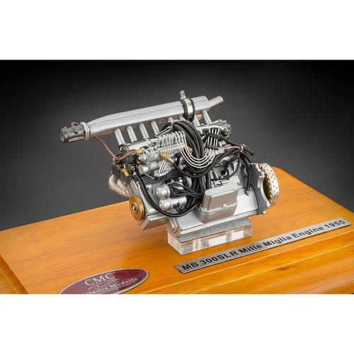 Mercedes-Benz 300 SLR | Engine with Showcase | CMC