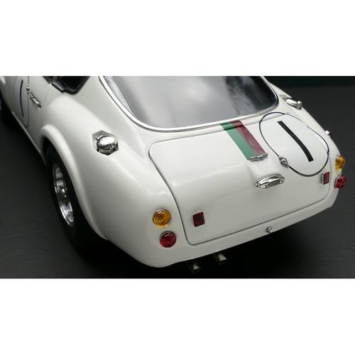 Aston Martin DB4 GT Zagato | 1961 | Le Mans | CMC