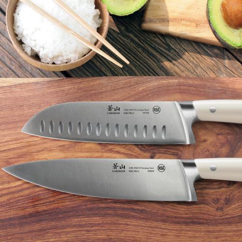 S1 Series | Set of 2 Knives | Steel | Cangshan