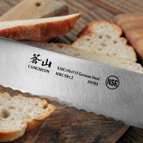 N1 Series 8-Inch Bread Knife | Cangshan