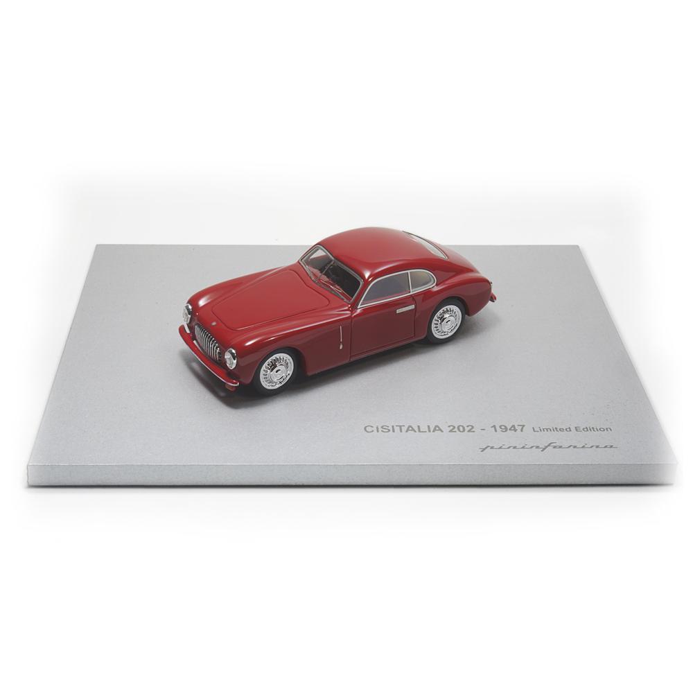 CISITALIA 201 - 1947 - 1:43 MODEL | Pininfarina