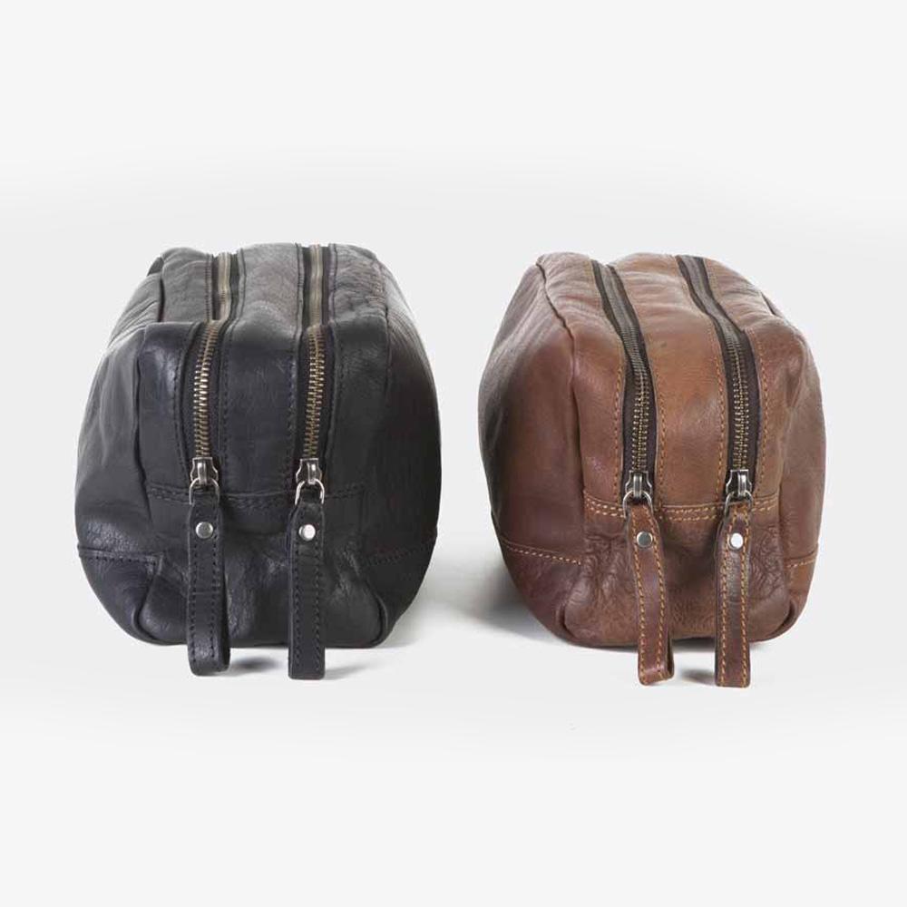 Leather Dopp Kit | Retrack | Cut N Paste | Toiletry Bag