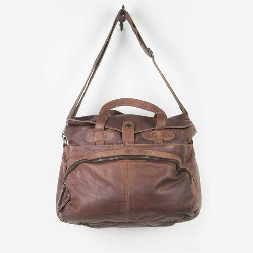 Leather Travel Bag | Noah | Cut N Paste