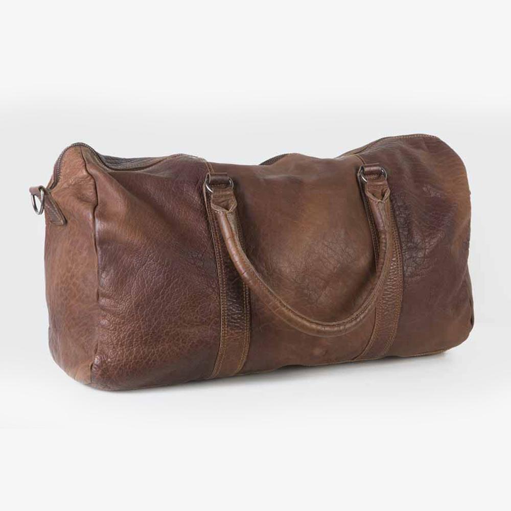 Leather Duffle Bag | Tour | Cut N Paste