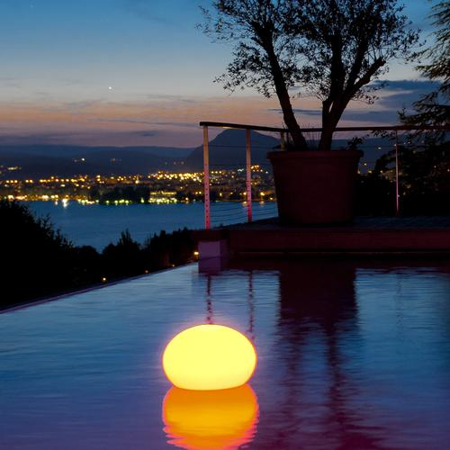 BIG FLATBALL | Smart & Green | LED Indoor Outdoor Lighting