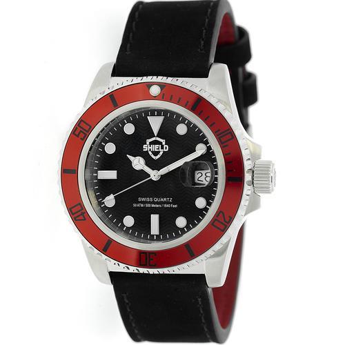 Shield Sh0806 Cousteau Mens Watch
