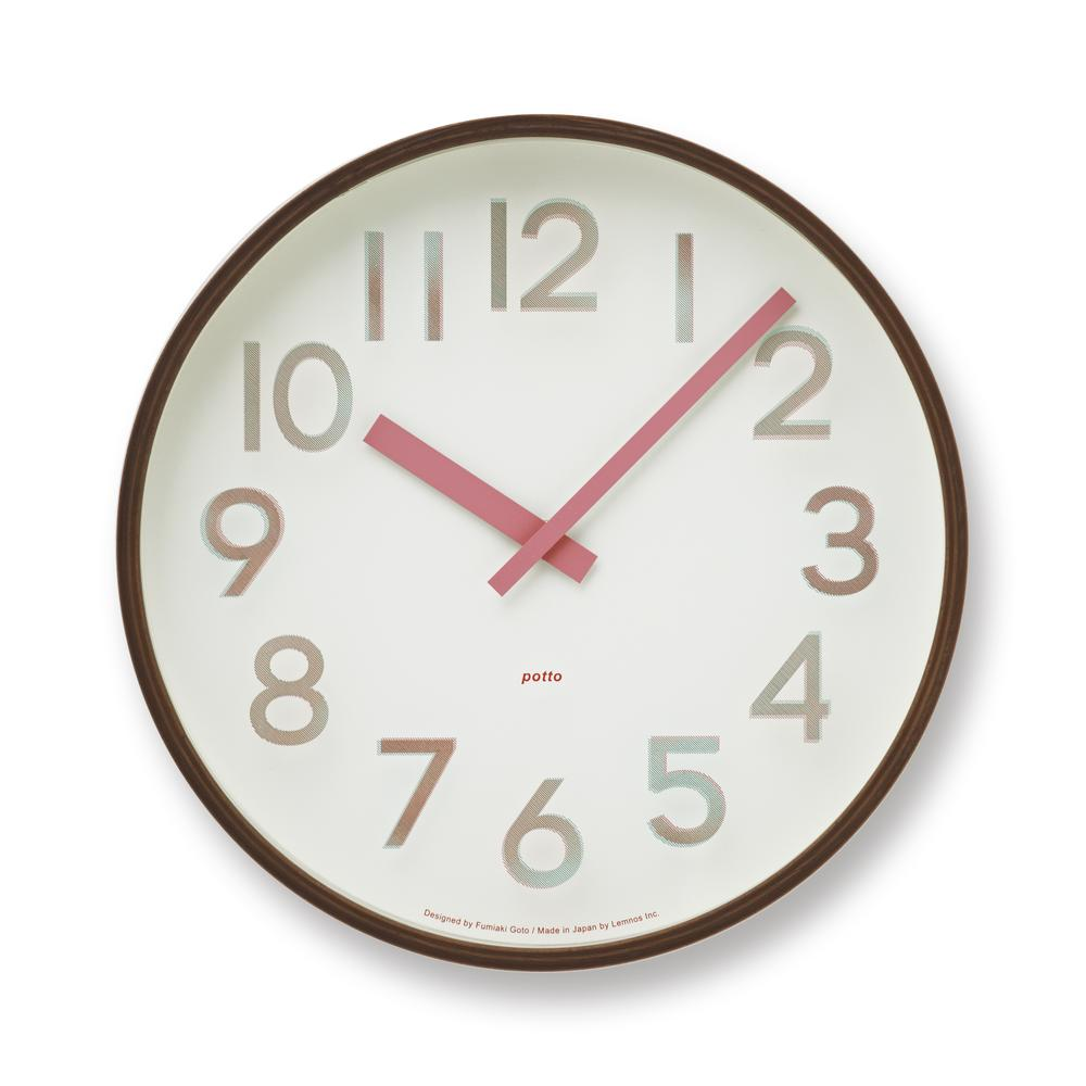 Potto | Lemnos Wall Clocks