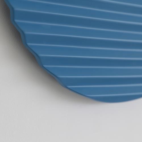 WaveCLOCK | Blue | Sabrina Fossi
