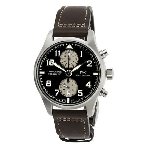 IWC Pilot's Watch Antoine de Saint Exupéry Men's Chronograph