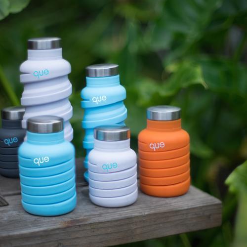 que Bottle 20 fl oz | Orange | GetQue