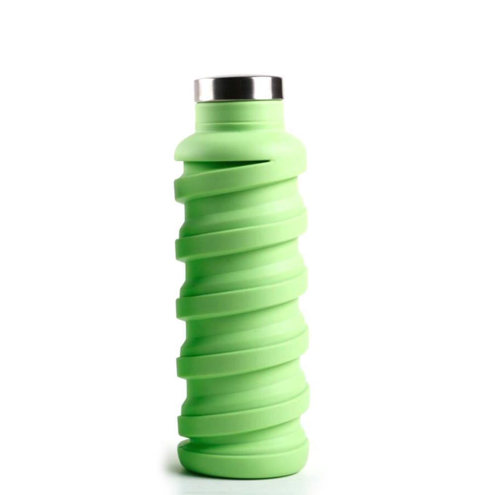 que Bottle 20 fl oz   Green   GetQue