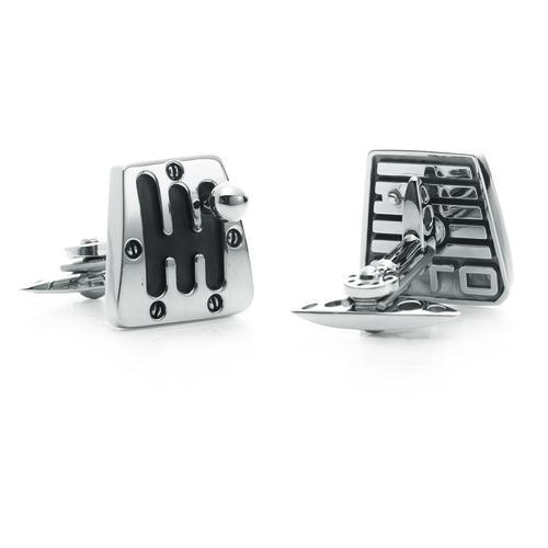 Silver Cambio 60's Cufflinks