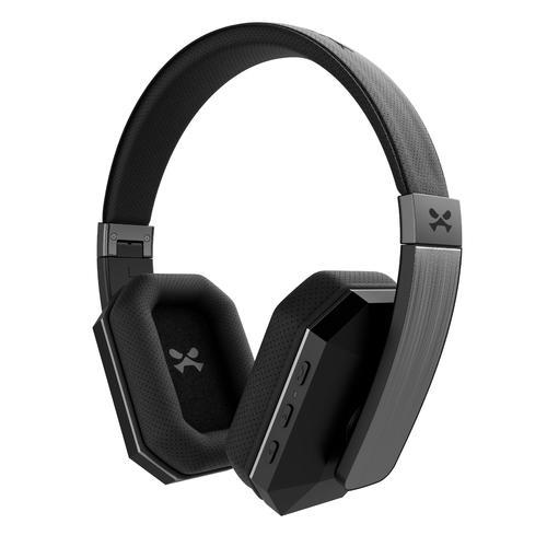 soDrop 2.0 Wireless Bluetooth Headphones   Black