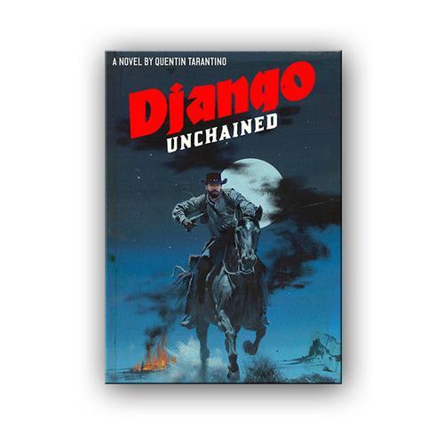 Django (Retro Poster)