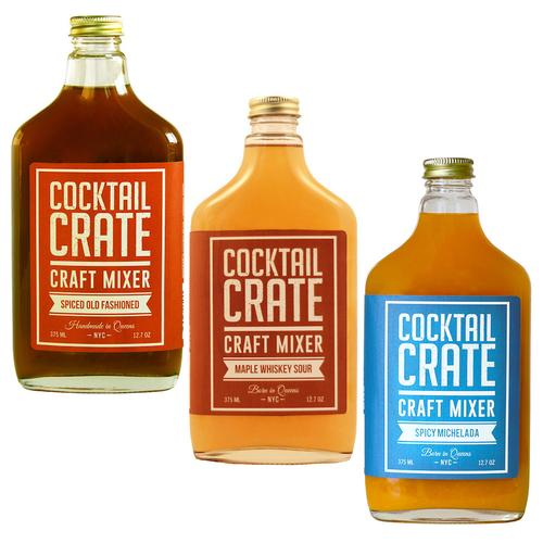 Mixers | Spiced, Maple & Michelada
