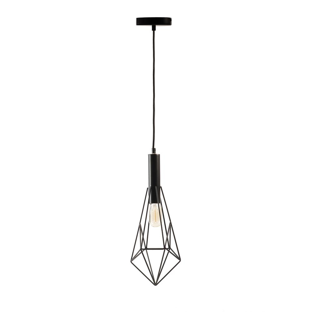 Single Geometric Pendant Lamp