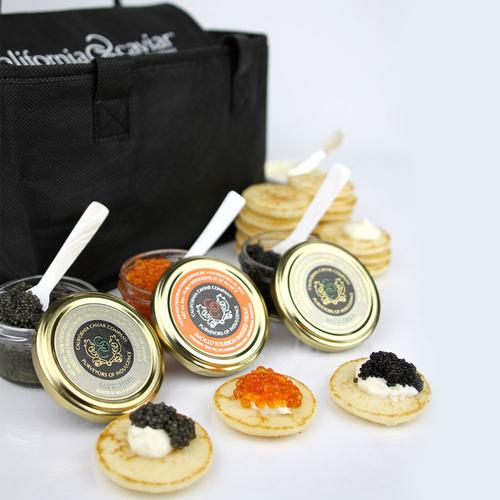 Caviar Flight