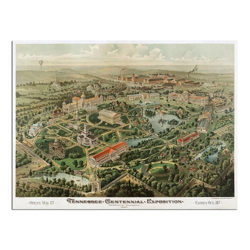 Tennessee Centennial | Paper