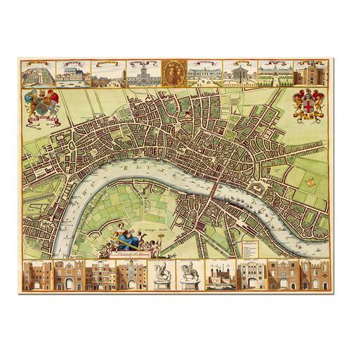 17th Century London | Paper