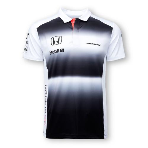 McLaren Honda Jenson Button Polo