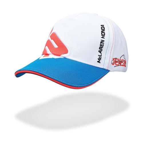 McLaren Honda Jenson Button Cap
