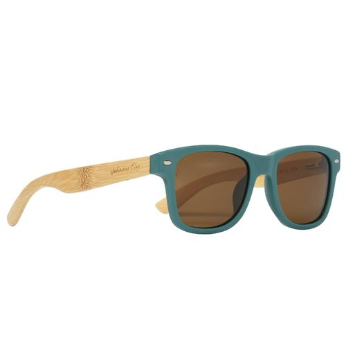 RetroFLY Bamboo | Sanded Teal