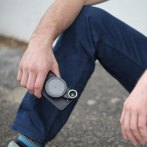 Ztylus Revolver Lens Kit for iPhone 7 | Black | Ztylus