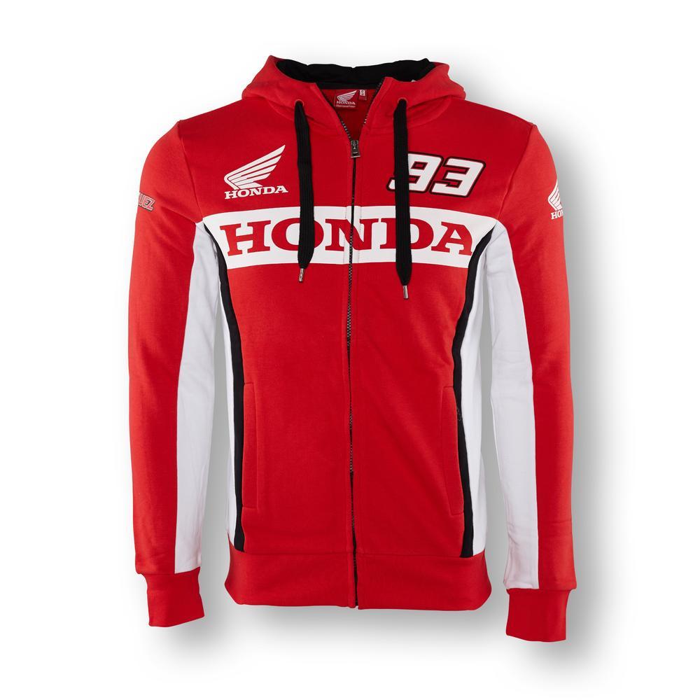Honda Marc Marquez Hoodie   Moto GP Apparel