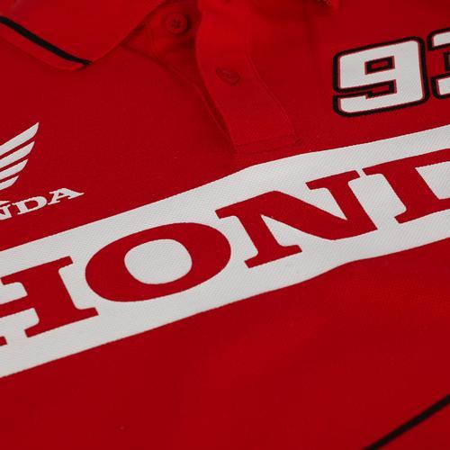 HONDA MARC MARQUEZ 93 POLO MENS   Moto GP Apparel