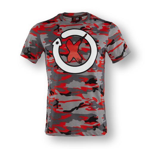 Jorge Lorenzo Camo T-shirt