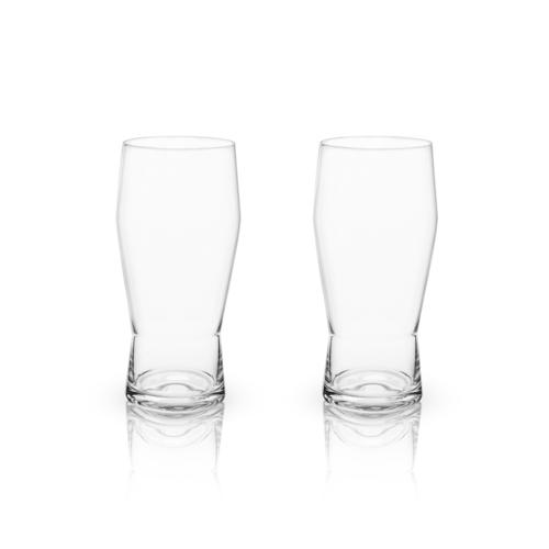 Crystal Pub Glasses