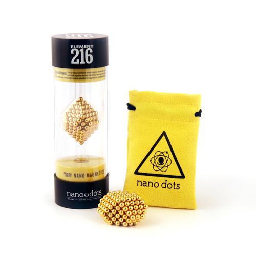 Nanodots 216 GOLD