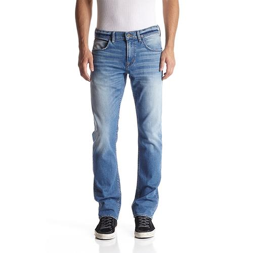 Hudson | Straight Fit Zip Fly
