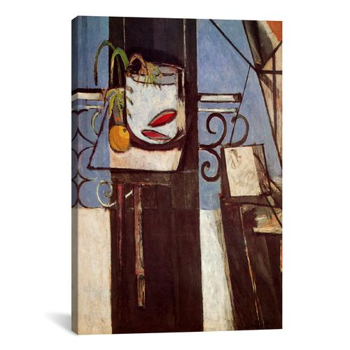 Goldfish and Palette by Henri Matisse
