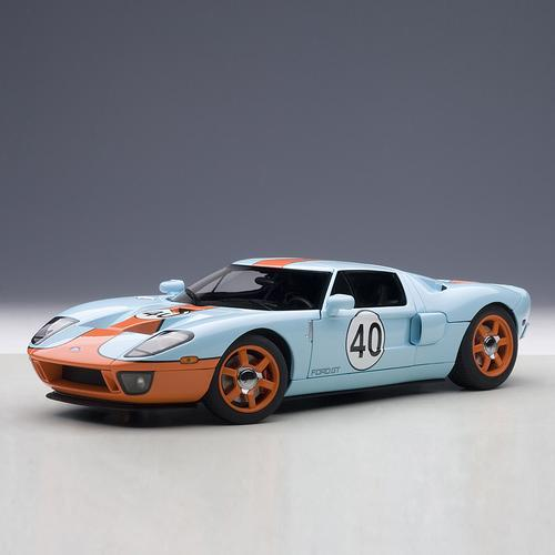 Ford GT 2004 Gulf Livery #40
