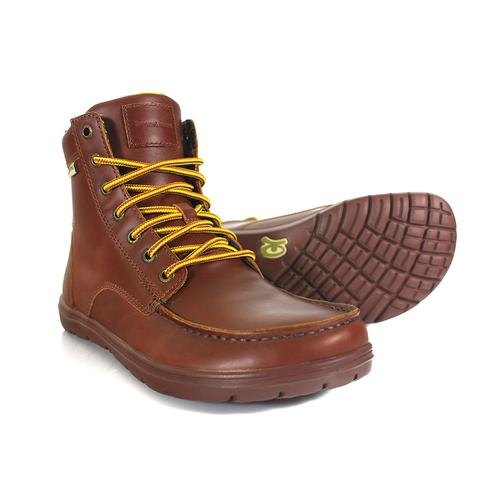 Boulder Boot | Leather Russet