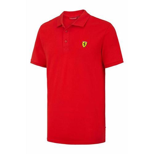 Scuderia Ferrari Classic Polo Mens